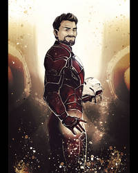 Tony by samanthadoodles