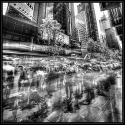 People In Motion by DennisChunga