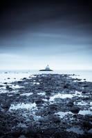 The Ocean Blue by DennisChunga