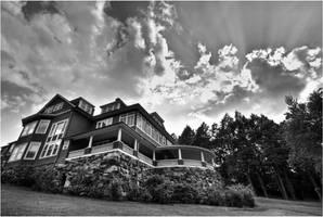 the Estate by DennisChunga