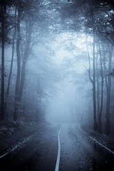 Ghost Road by DennisChunga