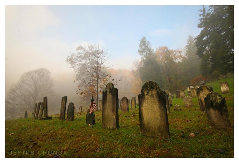 Grave Morning by DennisChunga