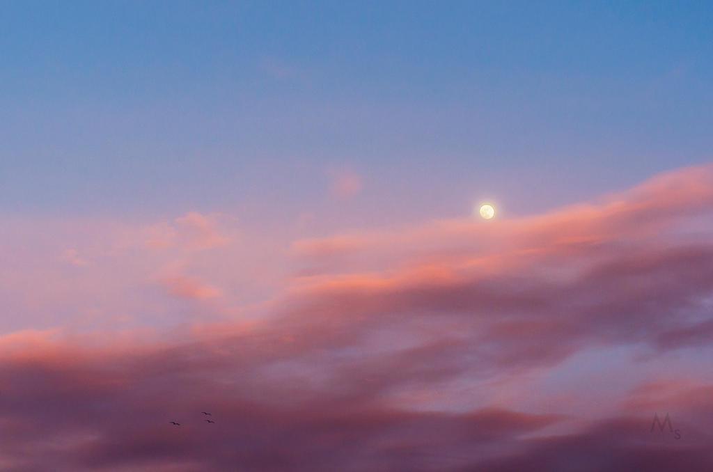 Clouds by seredream