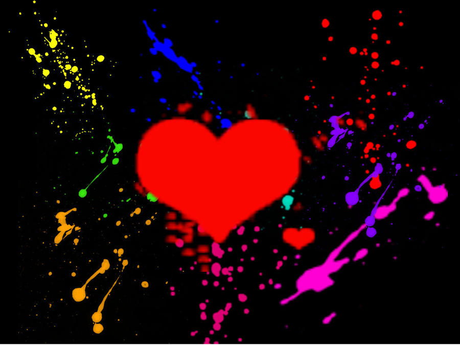 download paint splatter background - photo #12