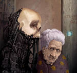 granny and the biomech