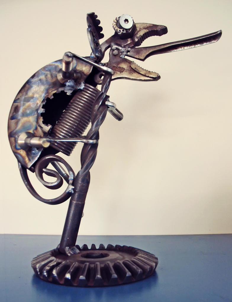 Chameleon by metalmorphoses