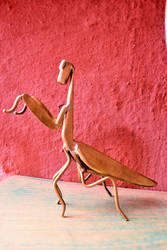 Mantis by metalmorphoses