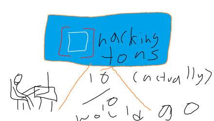 hackingtons lol by JobloxBerry
