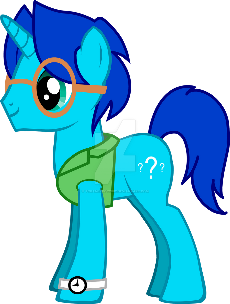 mlp fim oc clue by tcgamerboy2002 on deviantart