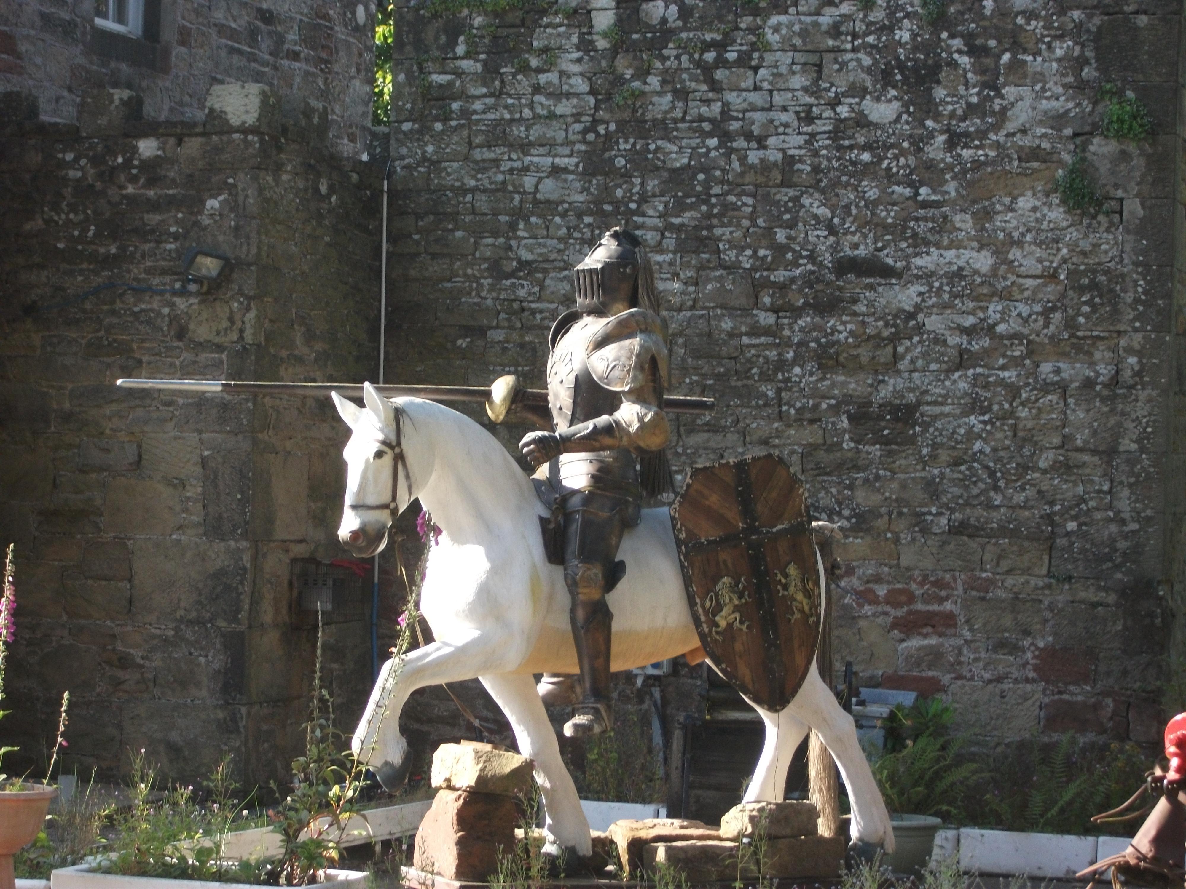 Knight on horseback by ValkyrieGhost-Stock on DeviantArt