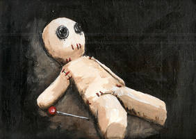Voodoo Doll by CheshireGrins
