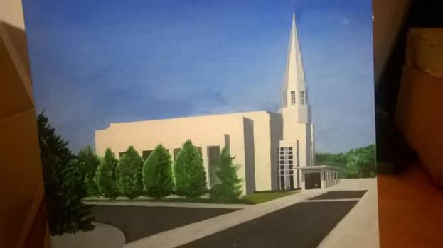 Preston Temple