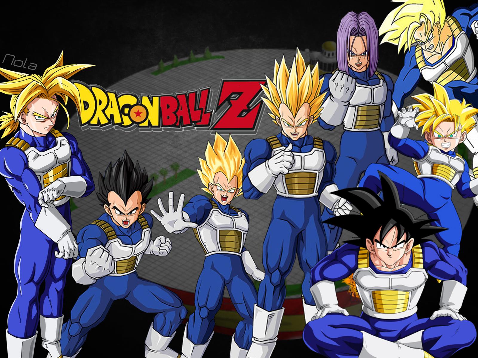 Fondos de Dragon Ball Z Wallpapers de Dragon Ball Z