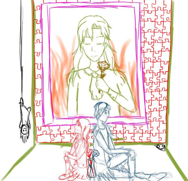 Alguno de mis dibujos~ _sketch__ib_by_shi_kuro-d61flci