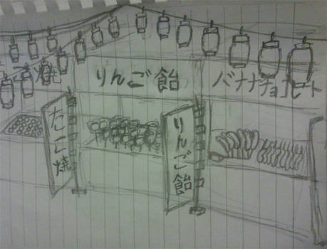 Festival Sketch