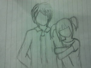 Incomplete CG : Kenta and Kana