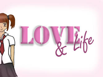 Love and Life Cover by facades14