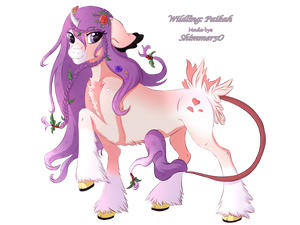 My wildling Paikah (New) by Shimmer5O
