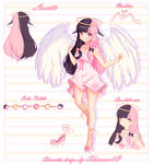 [AT] Character Design - Yashaihime