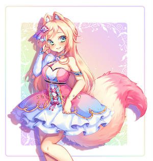 [OC] Nyah - New outfit