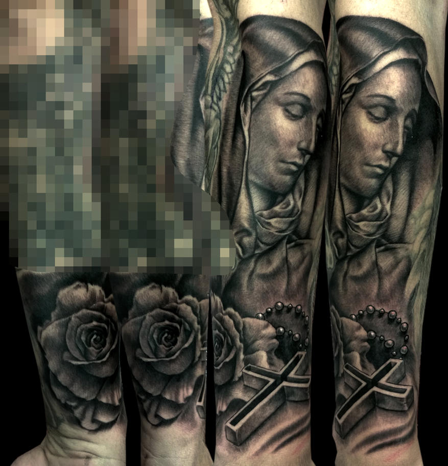 Religious tattoo by disse86 on deviantart for Christian tattoo shop