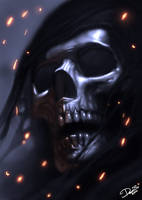 The Grim Reaper by Disse86