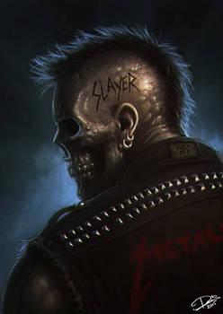 Metalhead - Speedpainting