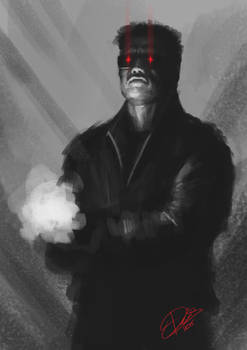 The Terminator sketch