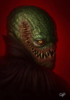Reptile Lord