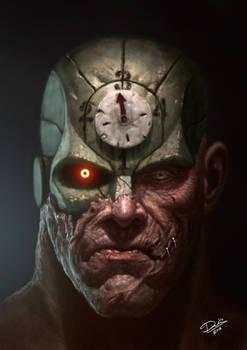 Mean Machine from Judge Dredd