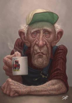 Old Swedish Farmer