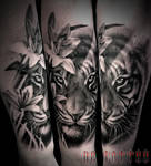 Tiger Tattoo by Disse86