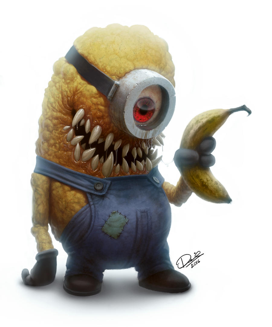 Image result for scary minion