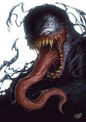 Venom.....again by Disse86