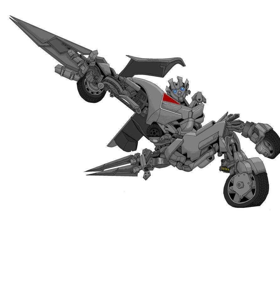 Sideswipe ROTF Transformers By Isterini On DeviantArt