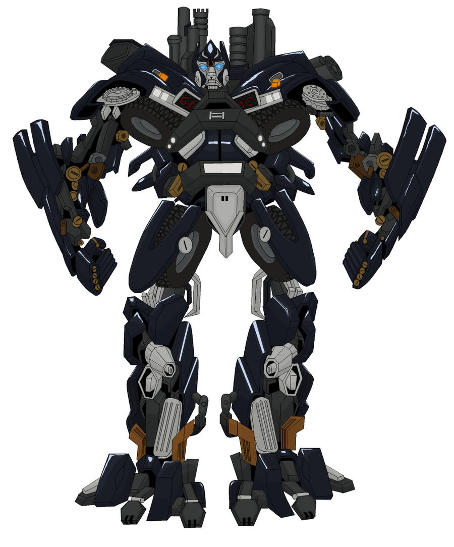 ironhide dotm color version by isterini ironhide dotm color version by isterini