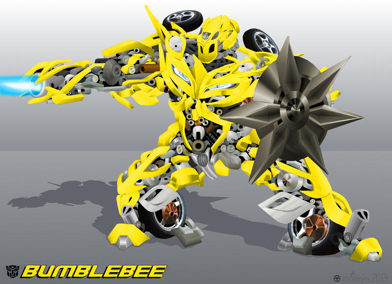 Bumblebee Age Of Extinction 2 By Isterini