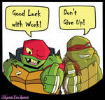 Message From Raphael!