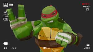 [MMD] Raphael - Stop recording