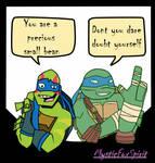 Message From Leonardo!