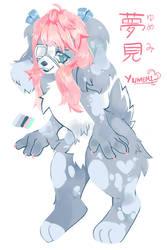 Yumemi ( another one of my fursonas lmao- )