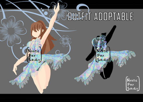 Iridescent outfit adoptable (OPEN) SP 50