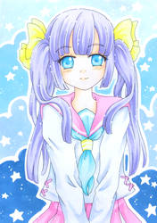 Pastel Sailor by Dawnie-chan
