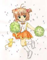 Chibi Sakura by Dawnie-chan