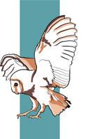 Owl by Alphabeta85