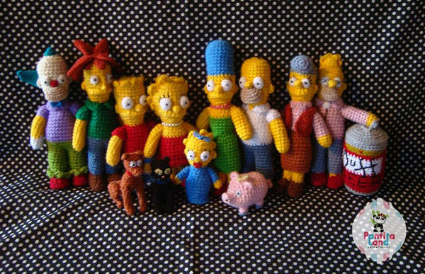The simpsons by sefie-ireth