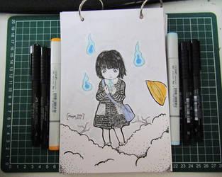Inktober Day 24 by sefie-ireth