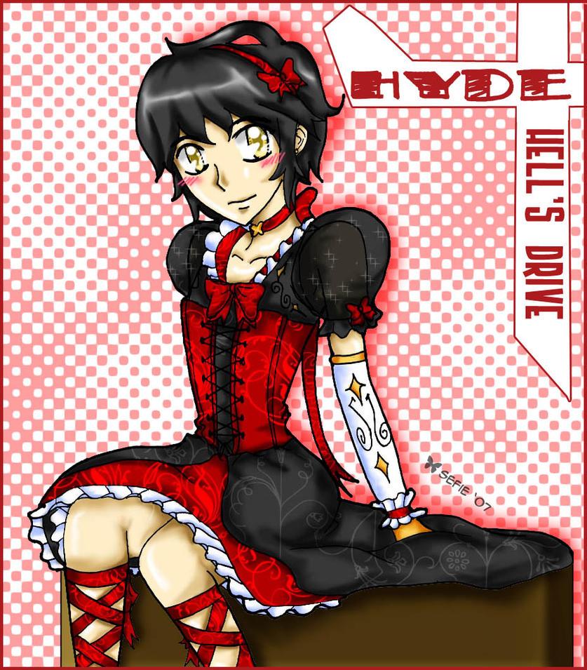 I'm cute like a girly by sefie-ireth
