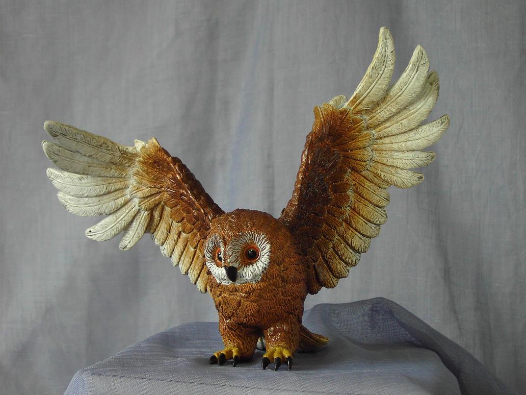 plastic owl_by akinna-stock by akinna-stock