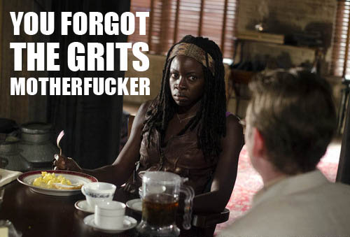 Michonne Meme by mexicanpryde2000